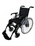 Silla de ruedas aluminio forta basic 2