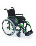Silla de ruedas Breezy 300 verde