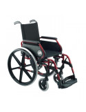 Silla de ruedas Breezy 250 roja