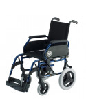 Silla de ruedas Breezy 250 azul