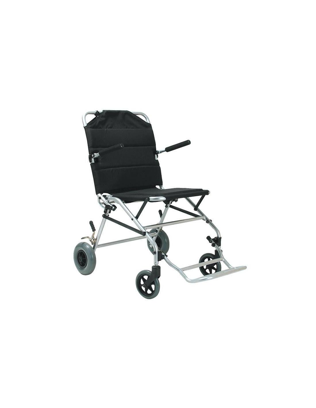 Silla de ruedas de traslado ligera compact - Sillas de ruedas de traslado ...
