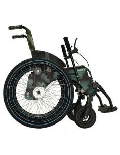 Silla de ruedas Trial 4x4