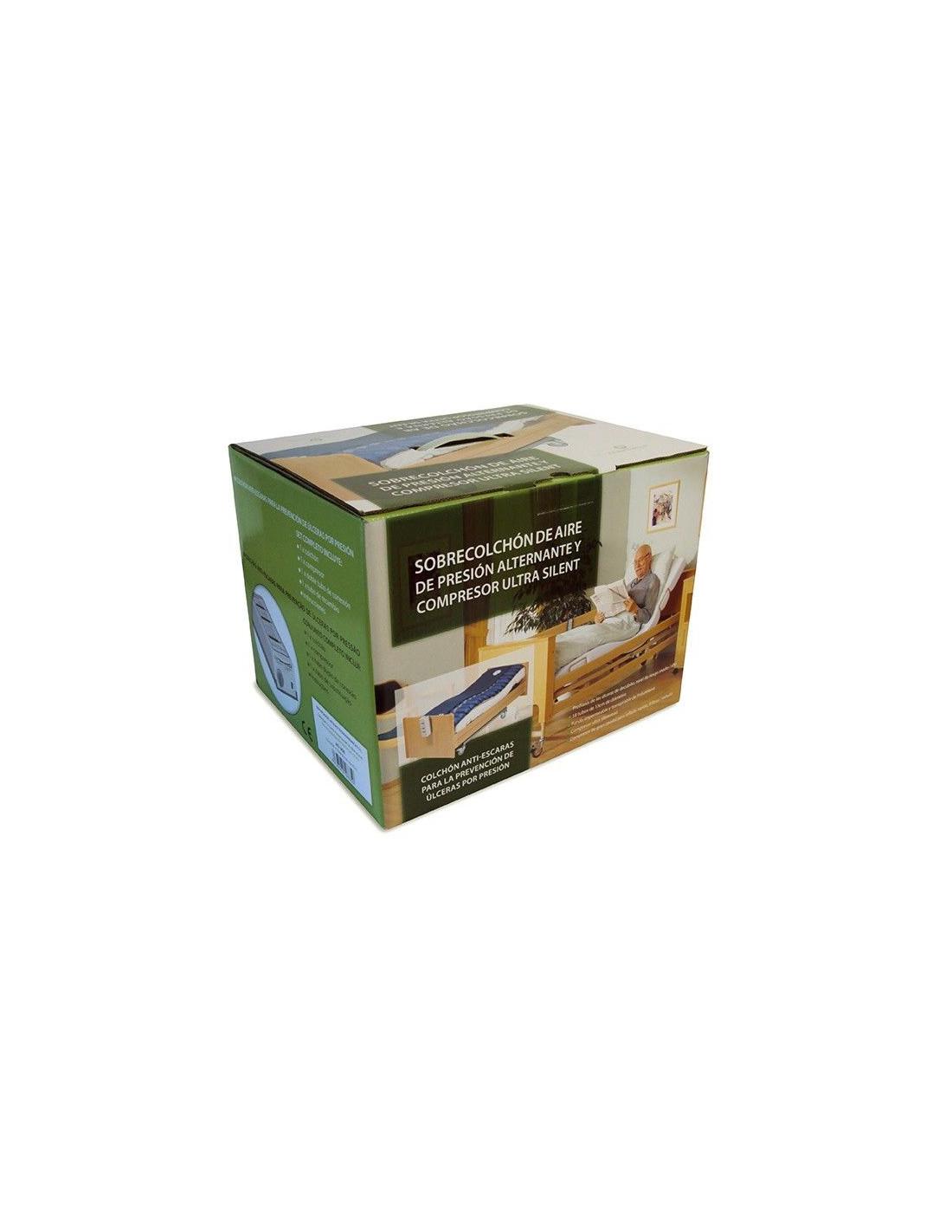 Colch n antiescaras din mico compresor lira plus - Compresor para colchon antiescaras ...