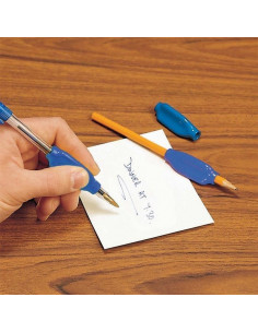 Manguito ergonómico adaptado para escribir