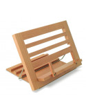 Atril de madera plegable 1