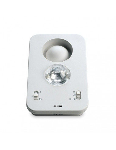 Amplificador de timbre con flash estroboscópico Ring Plus