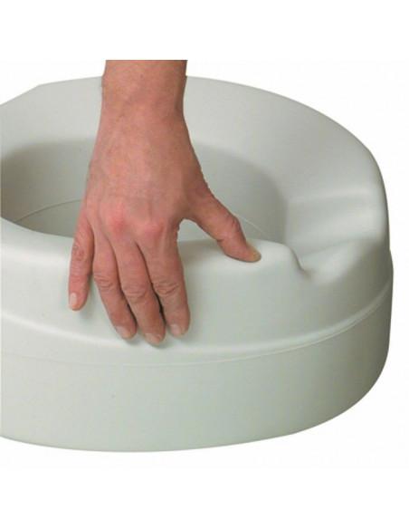 Elevador de WC blando Soft de Ayudas Dinámicas