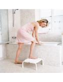 Taburete de acceso a la bañera