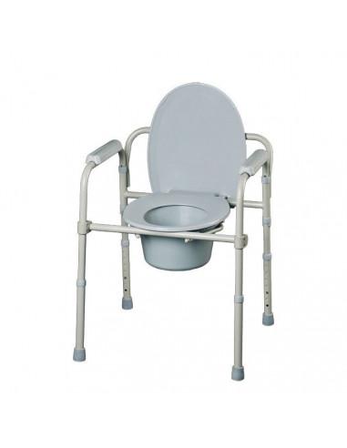 silla con inodoro plegable Casa