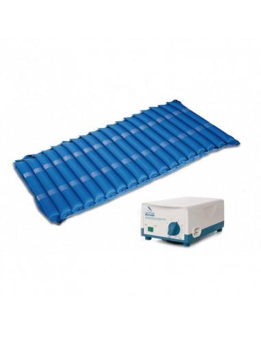 Colchón antiescaras con celdas + compresor